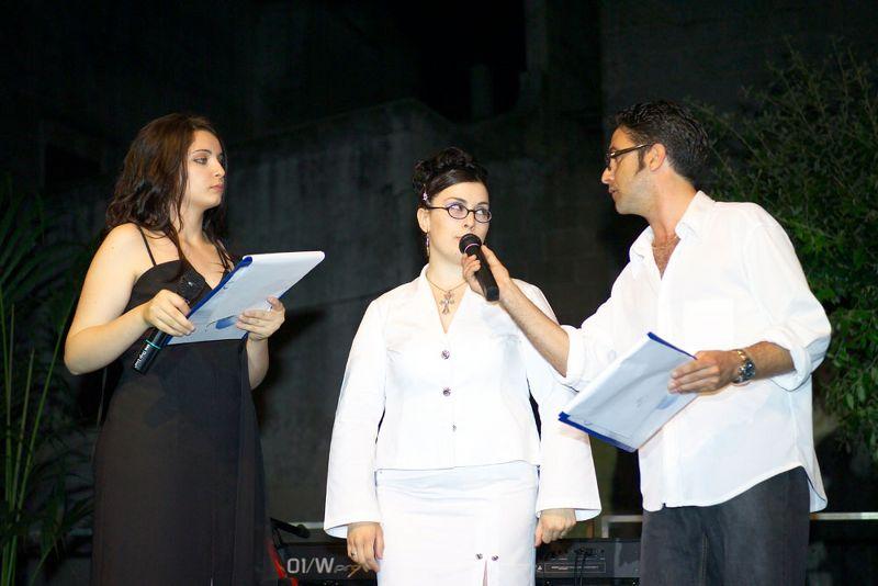 Festival della Canzone d'autore - Premio Mauro Carratta Edizione 2004