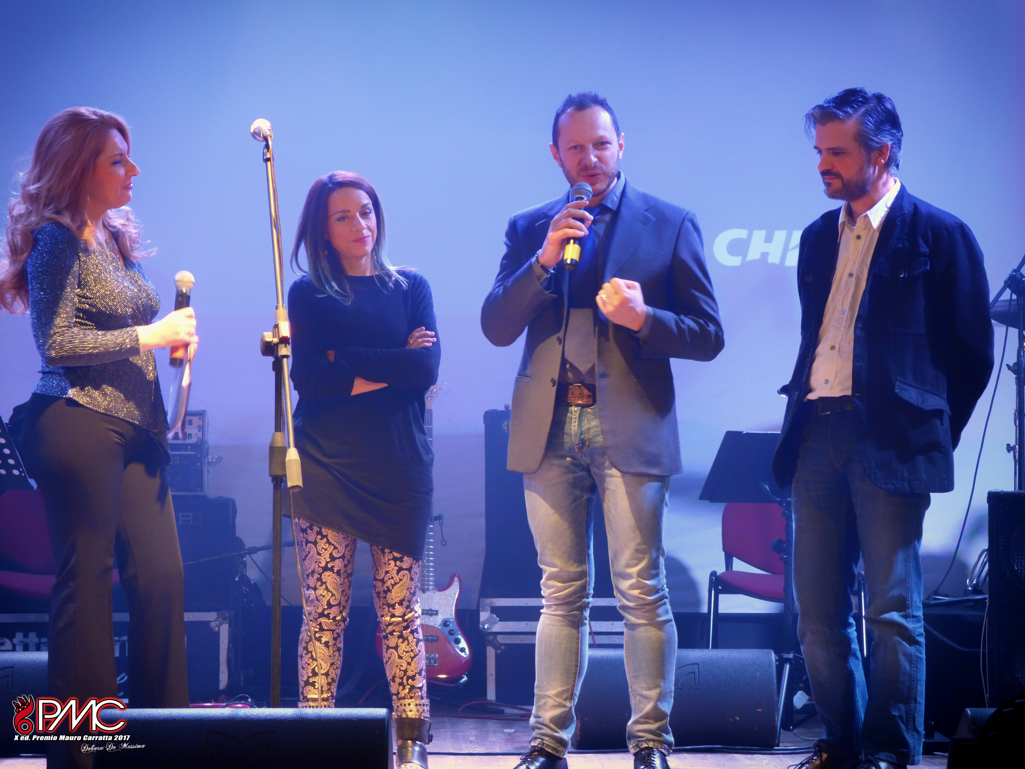 Festival della Canzone d'autore - Premio Mauro Carratta Edizione 2017